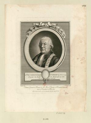 Al.dre de Courteville c.te d'Hodicq, m.al de camp député du baill. de Montreuil-sur-Mer, né le 4 avril 1720 : [estampe]