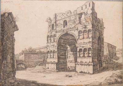 Arco di Giano Quadrifronte o Giano del Velabro