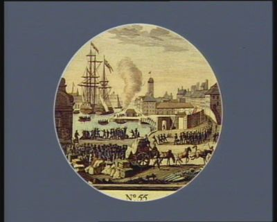 N.o 55 6 7.bre. Insurrection dans le port de Brest. .. : [estampe]