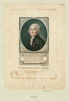 M. de Montcalm-Gozon maréchal de camp, député de Carcassonne à l'Assemblée nat.le... : [estampe]