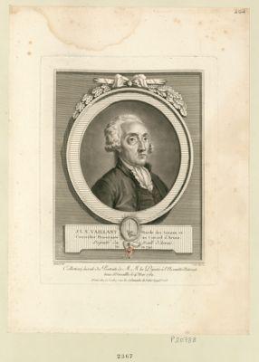 Vaillant, garde des sceaux et conseiller honoraire au conseil d'Artois député du baill. d'Arras né en 1742 : [estampe]