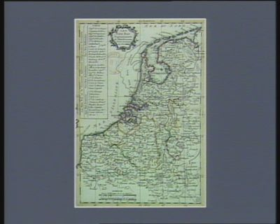 Les  Pays Bas septentrionaux et méridionaux [estampe]