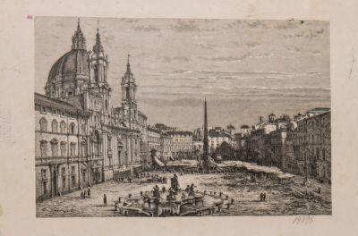 Chiesa di S. Agnese a piazza Navona
