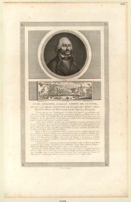 Adam, Philippe, ci-devant comte de Custine, deputé a l'Assemblée constituante [estampe]