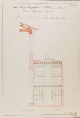 Foro Olitorio. S. Nicola in Carcere, progetto di restauro