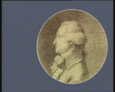 Pierre François de Saint-Martial baron d'Aurillac député de la noblesse de la Haute Auvergne aux Etats généraux de 1789 né au chateau de Conros près Aurillac en 1753 : [dessin]