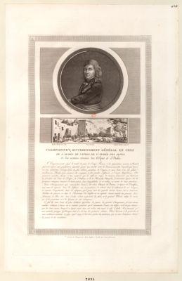 Championnet, successivement général en chef de l'armée de Naples, de l'armée des Alpes [estampe]
