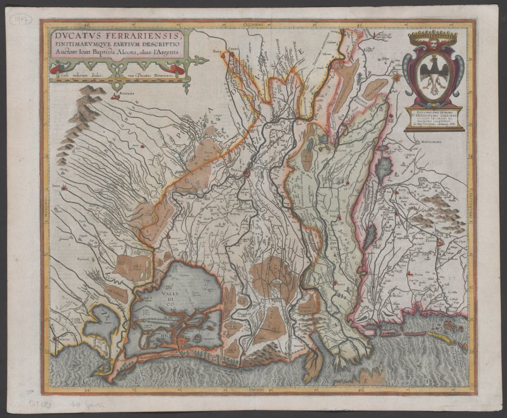 renaissance exploration map collection spotlight at stanford