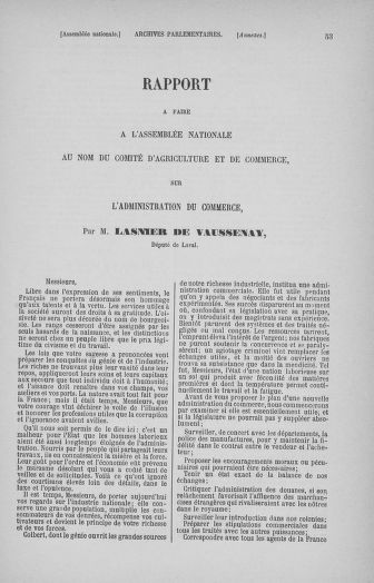 Tome 32 : 30 septembre 1791. Tables. - page 53