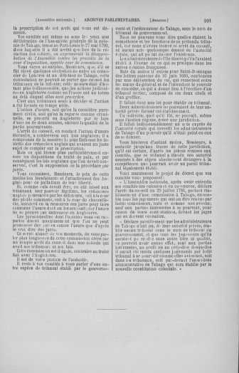 Tome 32 : 30 septembre 1791. Tables. - page 101