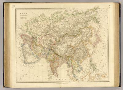 Asia, by J. Arrowsmith. London, pubd. 15 Feby. 1832 by J. Arrowsmith, 35 Essex             Street, Strand