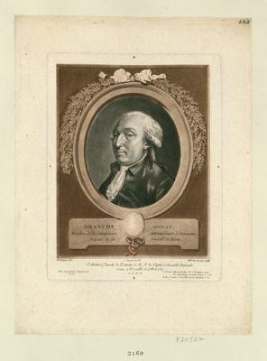 Branche, avocat membre de la commission intermédiaire d'Auvergne, deputé de la sénéch.ée de Riom : [estampe]