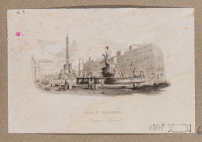 Place Navone ou Cirque Agonal