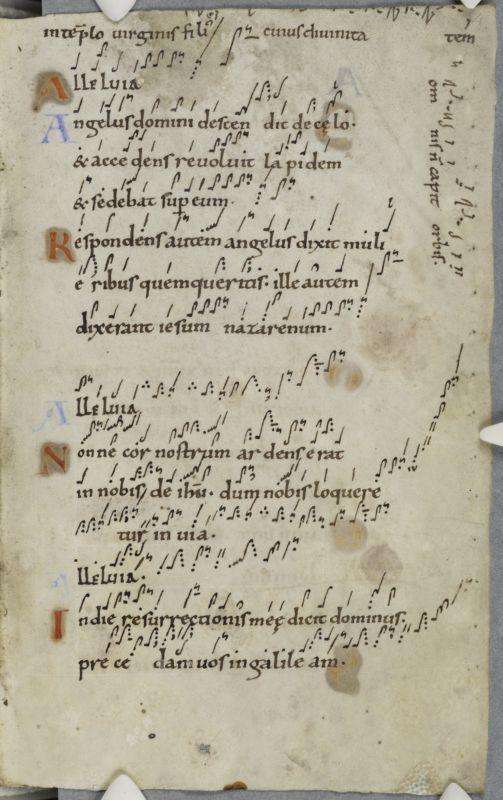 Cambridge, Corpus Christi College, MS 473: The Winchester Troper