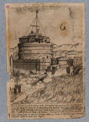 Mole di Adriano edificata da Elio Adriano Imperatore