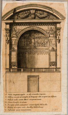 Chiesa di S. Giovanni in Laterano. Patriarchio, oratorio di S. Nicola