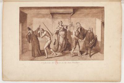 Conclusions des Procès ou les deux Plaideurs [estampe]
