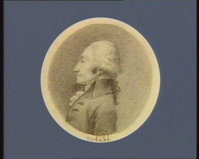Charles Hernoux né à St Jean de Losne le 23 avril 1749 : [dessin]