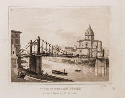 Ponte dei Fiorentini (Ponte di ferro)
