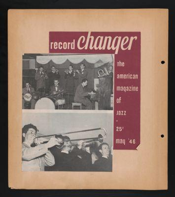 Turk Murphy scrapbook 1945-51