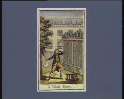 Le  Palais Royal [estampe]