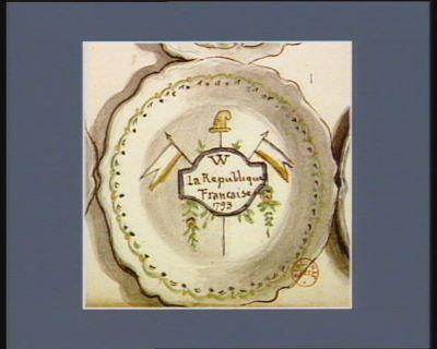 VV la republique française 1793 [dessin]