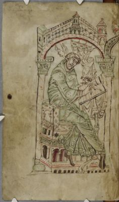Cambridge, Corpus Christi College, MS 389: Lives of the Hermits Paul and Guthlac