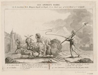 Billette de Quimperte [sic] député de Carhaix, né le 9 8.bre 1729 : [estampe]