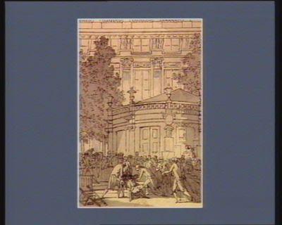 [Evénement du huit juillet 1789] [dessin]