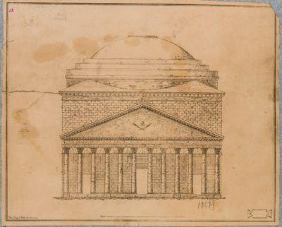 Ricostruzione del Pantheon