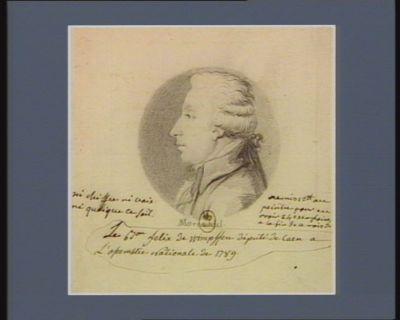 Le  B.on Félix de Wimpffen député de Caen à l'Assemblée nationale de 1789 : [dessin]