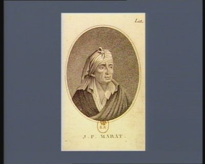 J.P. Marat [estampe]