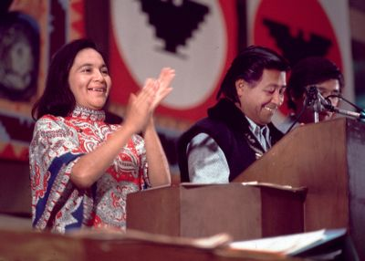 Image result for cesar chavez and dolores huerta
