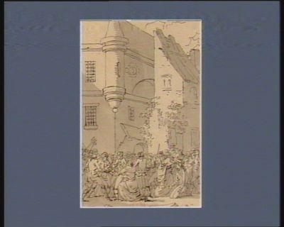 [Evénement du dix-neuf juillet 1789] [dessin]