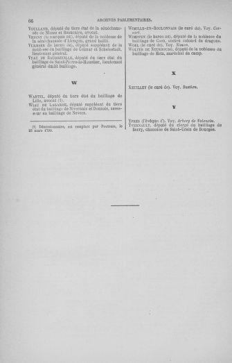 Tome 33 : Table générale alphabétique de l'Assemblée nationale Constituante - page 66