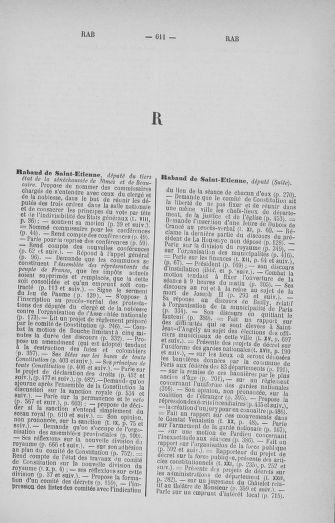 Tome 33 : Table générale alphabétique de l'Assemblée nationale Constituante - page 611
