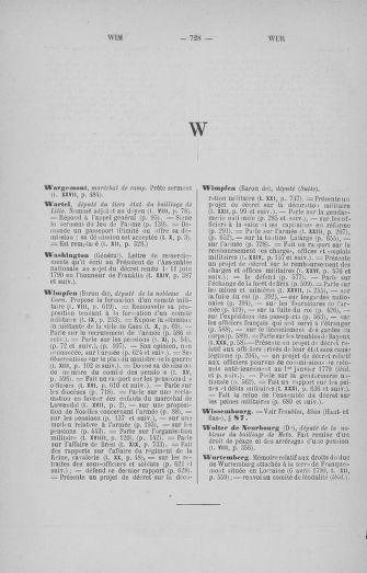 Tome 33 : Table générale alphabétique de l'Assemblée nationale Constituante - page 728