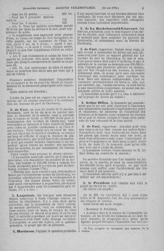 Tome 26 : Du 12 mai au 5 juin 1791 - page 3