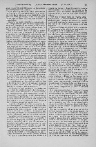 Tome 26 : Du 12 mai au 5 juin 1791 - page 99