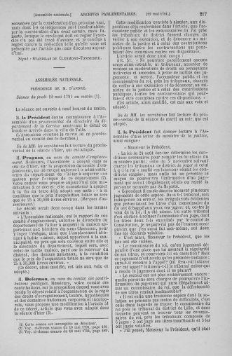 Tome 26 : Du 12 mai au 5 juin 1791 - page 217