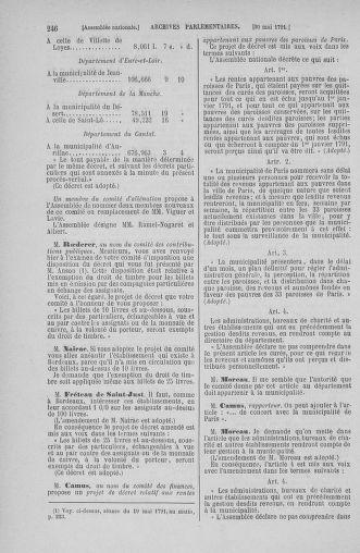 Tome 26 : Du 12 mai au 5 juin 1791 - page 246