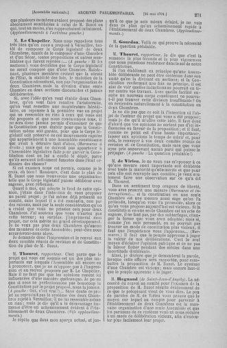 Tome 26 : Du 12 mai au 5 juin 1791 - page 271
