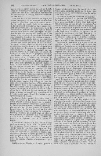 Tome 26 : Du 12 mai au 5 juin 1791 - page 282