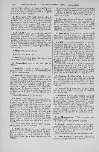 Tome 26 : Du 12 mai au 5 juin 1791 - page 300