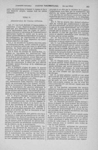 Tome 26 : Du 12 mai au 5 juin 1791 - page 403
