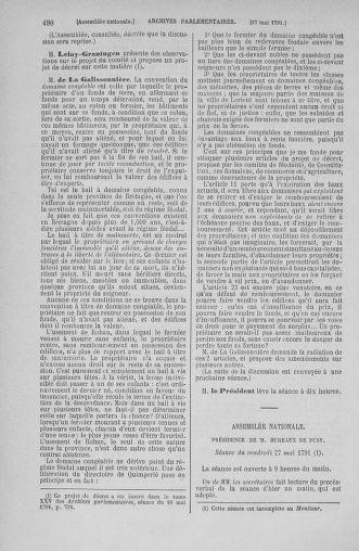 Tome 26 : Du 12 mai au 5 juin 1791 - page 490
