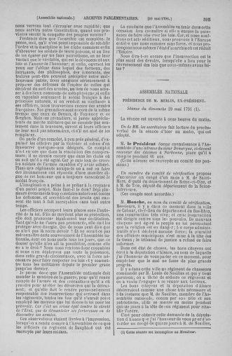 Tome 26 : Du 12 mai au 5 juin 1791 - page 595