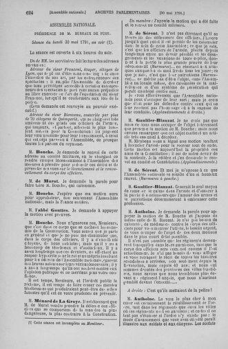 Tome 26 : Du 12 mai au 5 juin 1791 - page 624