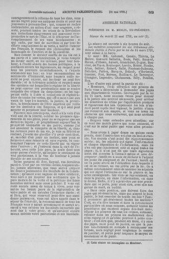 Tome 26 : Du 12 mai au 5 juin 1791 - page 669