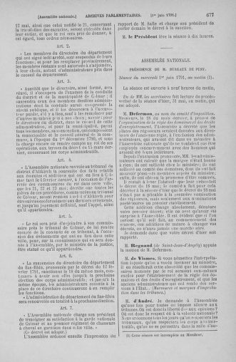 Tome 26 : Du 12 mai au 5 juin 1791 - page 677